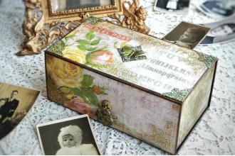 Коробочка для старых фото