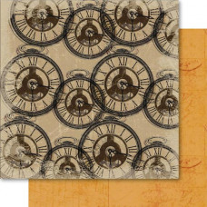 Двусторонняя бумага Remembrance 30х30 см от Ruby Rock-It