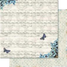 Двусторонняя бумага Harmony 30х30 см от Ruby Rock-It