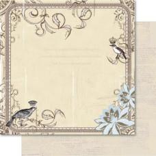 Двусторонняя бумага Royale 30х30 см от Ruby Rock-It