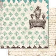 Двусторонняя бумага Armoire 30х30 см от Ruby Rock-It