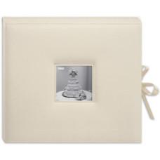 Альбом для скрапбукинга Ivory D-Ring Scrapbook Box 20 кармашков 30х30 см от Pioneer