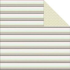 Двусторонняя бумага Notre-Dame 30х30 от Kaisercraft