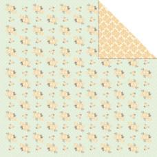 Двусторонняя бумага Adorable 30х30 см от Kaisercraft