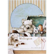Набор для создания открытки Wellington 29,7х21 см от Docrafts