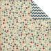 Двусторонняя бумага Multi Floral 30х30 см от Echo Park