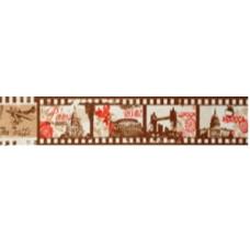 """Бумажный скотч """"Старые фотокадры"""", ширина 30 мм, длина 8 м от ScrapBerry's"""