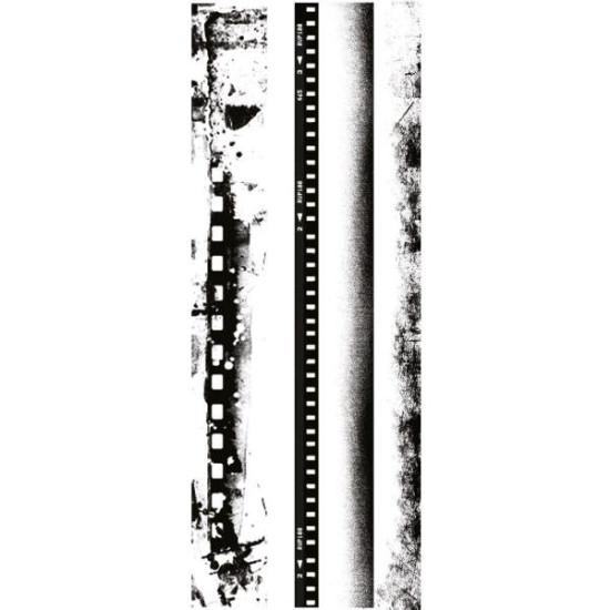 Акриловый штамп Film Edges от Kaisercraft, 13х5 см