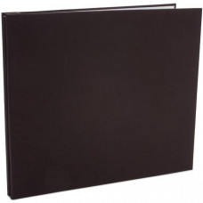 Альбом для скрапбукинга Black 30х30 см + 10 внутренних кармашков от Colorbok