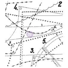 Акриловый штамп Seamstress 5,6x6,3 см от Prima