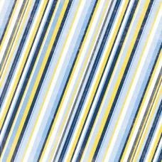 Двусторонняя бумага Stripe 30х30 см от компании Echo Park