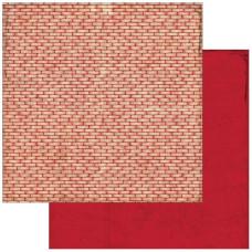 Двусторонняя бумага Worldwide 30х30 см от Authentique Paper