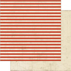 Двусторонняя бумага Deep 30х30 см от Authentique Paper