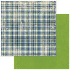 Двусторонняя бумага Noble 30х30 см от Authentique Paper