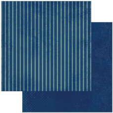 Двусторонняя бумага Suited 30х30 см от Authentique Paper