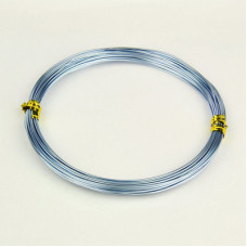 Алюминиевая проволока голубого цвета, длина 10 м