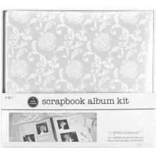 Набор для создания альбома White Elegance, 30х30 см от компании SEI