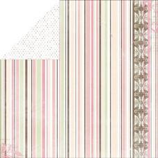 Двусторонняя бумага Joy, 30х30 см от Bo Bunny