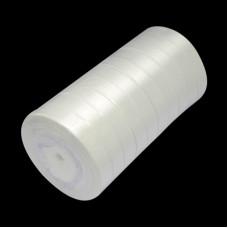 Атласная ленточка молочного цвета, ширина 16 мм, длина 90 см