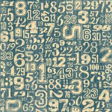 Двусторонняя скрапбумага Teamwork 30x30 от Graphic 45