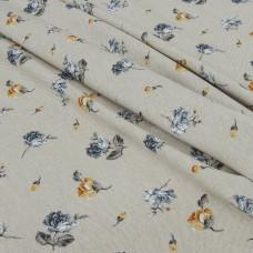 Декоративная ткань Лидия, размер 50х70 см, плотность 200, хлопок 80%, полиэстер 20%
