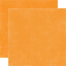 Двусторонняя бумага Mango Tiny Dots 30х30 см от Echo Park