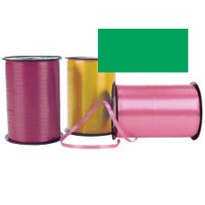Лента для упаковки Splendorette Crimped Curling Ribbon, зеленый,  0.5 см х 500 ярдов