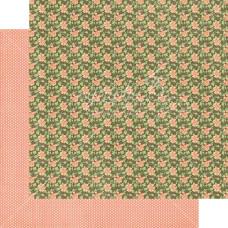 Двусторонняя скрапбумага Cosmopolitan 30х30 см от Graphic 45