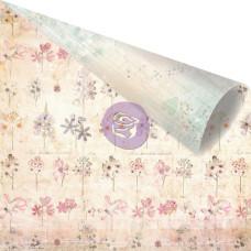 Двусторонняя бумага Lily 30х30 см от компании Prima