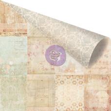 Двусторонняя бумага Mia 30х30 см от компании Prima