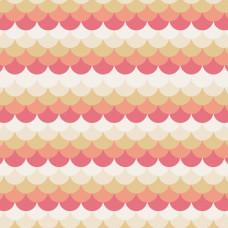 Двусторонняя бумага Ombre Circles 30х30 см от Teresa Collins