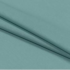 Бязь гладкокрашеная мята, 120+/-5 г/м2, 50х55 см, хлопок 100%