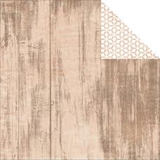 Двусторонняя бумага Sage 30х30 см от Kaisercraft