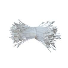 Набор перламутровых тычинок белого цвета, 1 мм, 30 шт  от ScrapBerry's