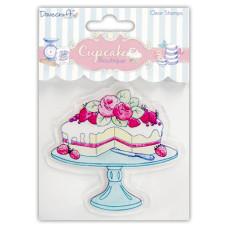 Акриловый штамп Cake Cupcake Boutique от компании Dovecraft
