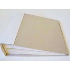 Заготовка для фотоальбома 20смх20см, 10 листов от Фабрика Декора