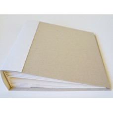 Заготовка для фотоальбома 30х30см, 8 листов от Фабрика Декора