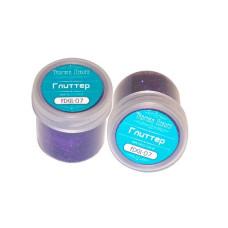 Глиттер Фиолетовый, 20 мл от Фабрика Декора