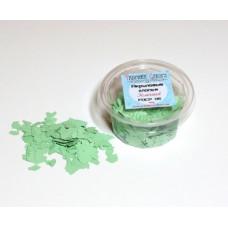 Акриловые хлопья Зеленый, 20 г от Фабрика Декора