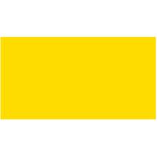 Бумага для дизайна Tonkarton А3 ,29,7х42см, №14 желтый, 180г/м2, без текстуры, Folia