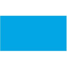 Бумага для дизайна Tonkarton А3 ,29,7х42см, №33 голубой, 180г/м2, без текстуры, Folia