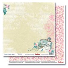Двусторонняя бумага Мамины Сокровища  30,5х30,5 см от ScrapBerry's
