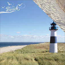 Бумага Seashore Lighthouse, размер 30*30, 1 шт от Paper House