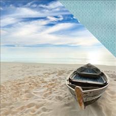 Бумага Seashore On The Beach, размер 30*30, 1 шт от Paper House