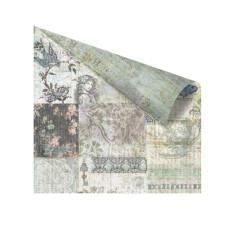 Двусторонняя бумага 30х30  Fairy Godmother от Prima