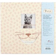 Альбом для скрапбукинга Cat, размер 30*30 см от MBI