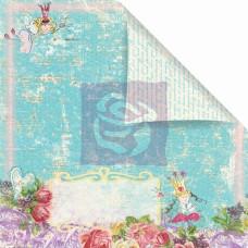 Двусторонняя бумага для скрапбукинга Fresh Breeze от Prima