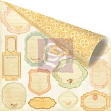 Двусторонняя бумага для скрапбукинга Jotz от Prima