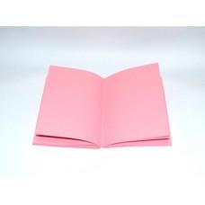 Блок для изготовления блокнотов, А5, розовый, 80 г/м2 от Hobby&You