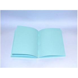 Блок для изготовления блокнотов, А5,  голубой, 80 г/м2 от Hobby&You